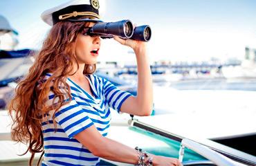 moda nautica y marinera